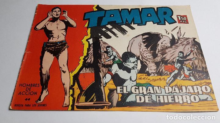 TORAY - TAMAR - 1961 - 44 EL GRAN PAJARO DE HIERRO (Tebeos y Comics - Toray - Tamar)