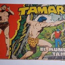 Tebeos: TORAY - TAMAR - 1961 - 48 EL MUNDO DE TAMAR. Lote 255943765