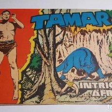 Tebeos: TORAY - TAMAR - 1961 - 49 INTRIGA EN AFRICA. Lote 255943890