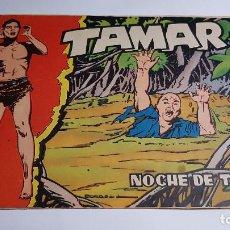 Tebeos: TORAY - TAMAR - 1961 - 52 NOCHE DE TERROR. Lote 255944315