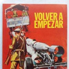 Tebeos: VOLVER A EMPEZAR. HAZAÑAS BÉLICAS. BOIXCAR. EDICIONES TORAY (1969). Lote 256136785
