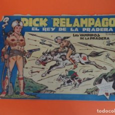 Tebeos: DICK RELAMPAGO Nº 17 EDICIONES TORAY ORIGINAL. Lote 257661150