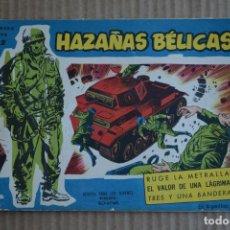 Tebeos: HAZAÑAS BELICAS EXTRA AZUL, Nº 122. BOIXCAR. LITERACOMIC.. Lote 257782505