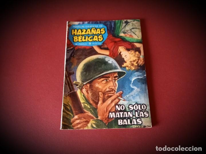 Tebeos: HAZAÑAS BELICAS Nº 4 -TORAY 1961 - EN BUEN ESTADO- EJEMPLAR DIFICIL - Foto 2 - 257983095