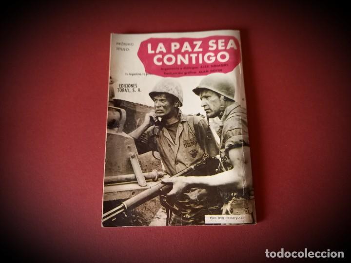 Tebeos: HAZAÑAS BELICAS Nº 4 -TORAY 1961 - EN BUEN ESTADO- EJEMPLAR DIFICIL - Foto 4 - 257983095