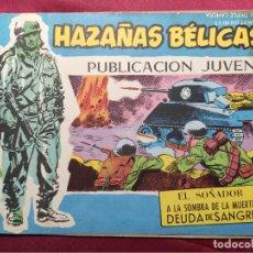 Giornalini: HAZAÑAS BÉLICAS. SERIE AZUL. Nº 327, EDITORIAL TORAY. Lote 258806535