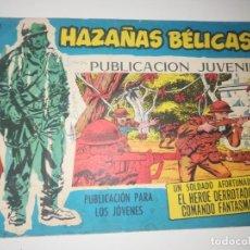 BDs: HAZAÑAS BELICAS #335. Lote 259021220