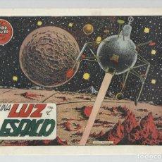 Tebeos: EL MUNDO FUTURO 7, 1955, TORAY, ORIGINAL, BUEN ESTADO. Lote 259242110