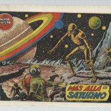 Tebeos: EL MUNDO FUTURO 6, 1955, TORAY, ORIGINAL, BUEN ESTADO. Lote 259242325