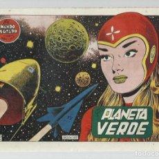 Tebeos: EL MUNDO FUTURO 5, 1955, TORAY, ORIGINAL, BUEN ESTADO. Lote 259242565