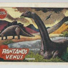 Tebeos: EL MUNDO FUTURO 3, 1955, TORAY, ORIGINAL, BUEN ESTADO. Lote 259243030