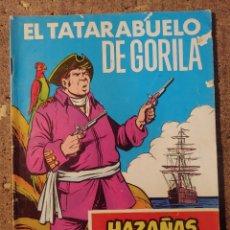 Tebeos: COMIC DE HAZAÑAS BELICAS EN EL TATARABUELO DE GORILA DEL AÑO 1958 Nº 262. Lote 261229035