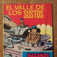 Tebeos: COMIC DE HAZAÑAS BELICAS EN EL VALLE DE LOS SUSTOS DEL AÑO 1958 Nº 260. Lote 261229245