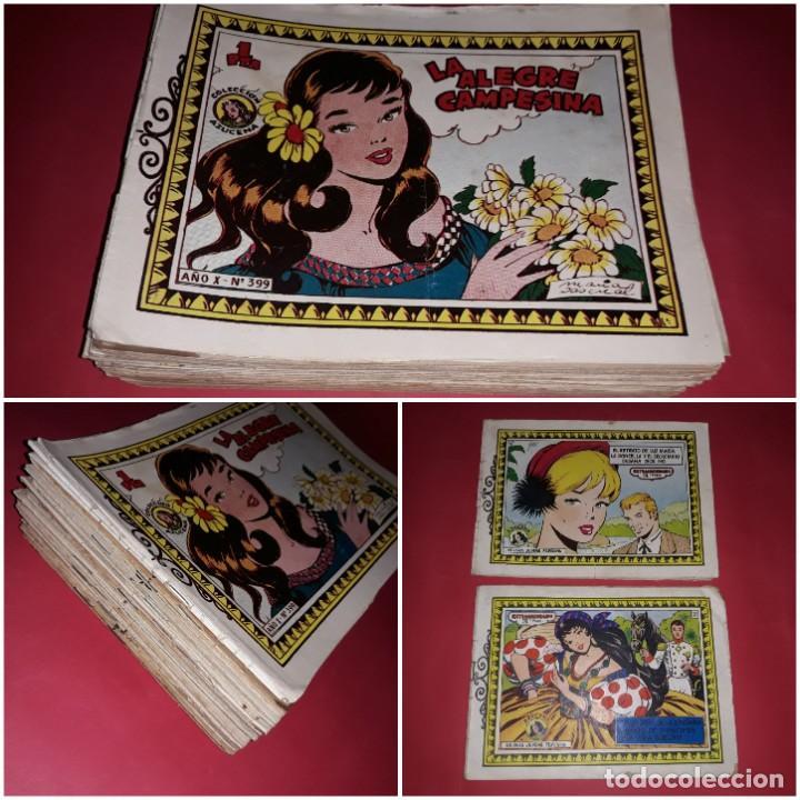 LOTE 68 AZUCENA Y 2 EXTRAORDINARIOS TORAY SIN REPETIDOS ( NUMERACIÓN Y FOTOS DE TODOS ) (Tebeos y Comics - Toray - Azucena)