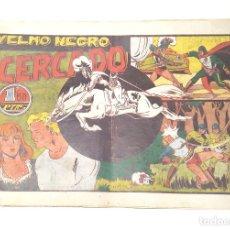 Tebeos: YELMO NEGRO Nº 5 CERCADO. EDITORIAL TORAY ORIGINAL AÑO 1947. Lote 262046565