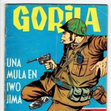 Livros de Banda Desenhada: HAZAÑAS BÉLICAS Nº 162 UNA MULA EN IWO JIMA - TORAY 1966. Lote 262150500