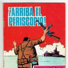 Livros de Banda Desenhada: HAZAÑAS BÉLICAS Nº 181 ARRIBA EL PERISCOPIO - TORAY 1965. Lote 262151695