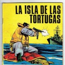 Livros de Banda Desenhada: HAZAÑAS BÉLICAS Nº 233 LA ISLA DE LAS TORGUGAS - TORAY 1967. Lote 262152890