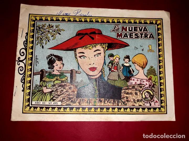 AZUCENA Nº 495 (Tebeos y Comics - Toray - Azucena)