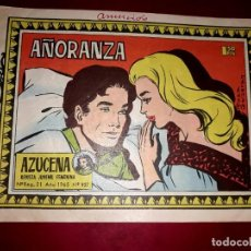 Tebeos: AZUCENA Nº 927. Lote 262265420
