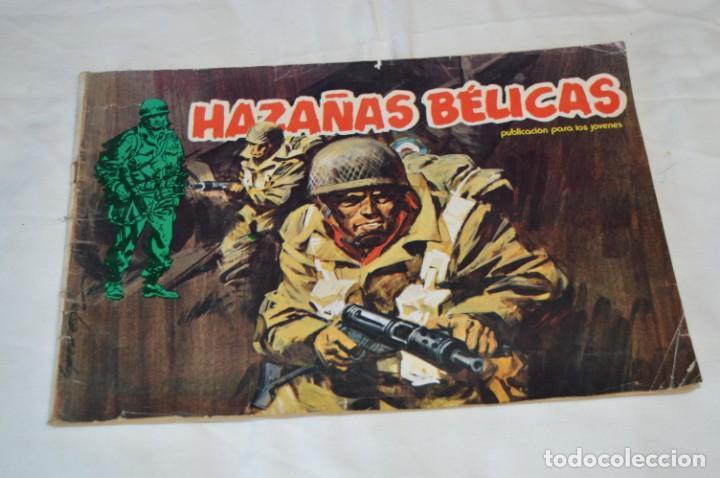 Tebeos: 11 Ejemplares Comics / 10 Hazañas Bélicas y 1 Relatos de Guerra - Diferentes formatos - ¡Mira fotos! - Foto 6 - 262379000