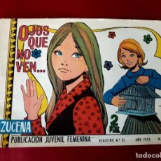 Tebeos: AZUCENA Nº 1167. Lote 262419565