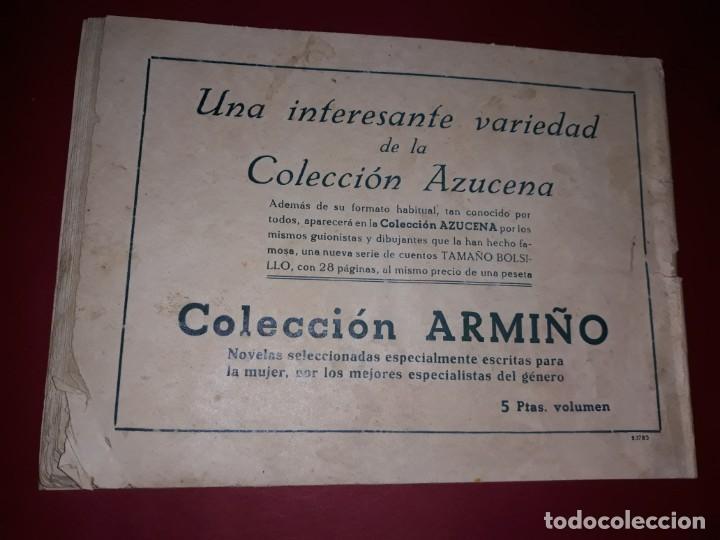 Tebeos: Cuentos Azucena Volumen X con 4 Cuentos 1948 Muy Dificil - Foto 2 - 262430700