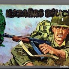 Tebeos: HAZAÑAS BELICAS - TOMO - CONTIENE 13 HISTORIAS COMPLETAS - URSUS TORAY (15 FOTOS). Lote 262684065
