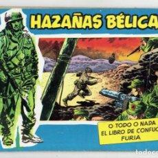 Tebeos: HAZAÑAS BÉLICAS Nº 22 (ORIGINAL) SERIE AZUL -TORAY 1959. Lote 262724985