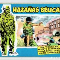 Tebeos: HAZAÑAS BÉLICAS Nº 31 (ORIGINAL) SERIE AZUL -TORAY 1959. Lote 262726385