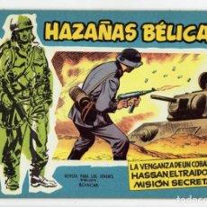 Tebeos: HAZAÑAS BÉLICAS Nº 68 (ORIGINAL) SERIE AZUL -TORAY 1959. Lote 262726735