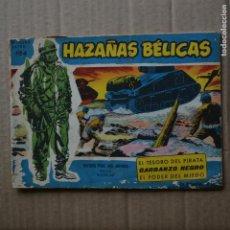 Tebeos: HAZAÑAS BELICAS EXTRA AZUL, Nº 124. BOIXCAR. LITERACOMIC.. Lote 262748320