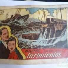 Tebeos: HAZAÑAS BÉLICAS , BOIXCAR , ED TORAY , Nº21 MARES TURBULENTOS, 1,25 PTS , VER FOTOS. Lote 262751025