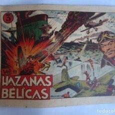 Tebeos: HAZAÑAS BÉLICAS , BOIXCAR , ED TORAY , VOLUMEN 2 , 3 PTS , VER FOTOS. Lote 262752920