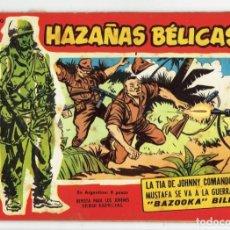 Tebeos: HAZAÑAS BÉLICAS EXTRA Nº 49 (ORIGINAL) SERIE ROJA - TORAY 1961. Lote 262780680