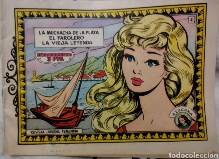 Tebeos: Lote de más de 55 cómics Femeninos años 50-60 - Foto 12 - 262669280