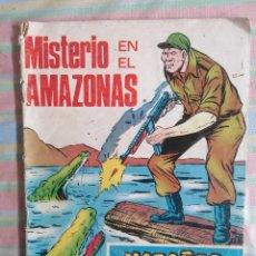 BDs: HAZAÑAS BÉLICAS Nº 300 MISTERIO EN EL AMAZONAS TORAY 1970. Lote 263014095