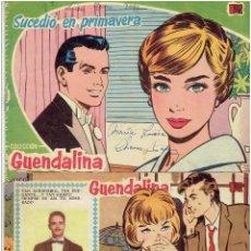 Tebeos: ARCHIVO * COLECCION GUENDALINA * EDICIONES TORAY 1959 * LOTE DE Nº 3, 139,*. Lote 263052190