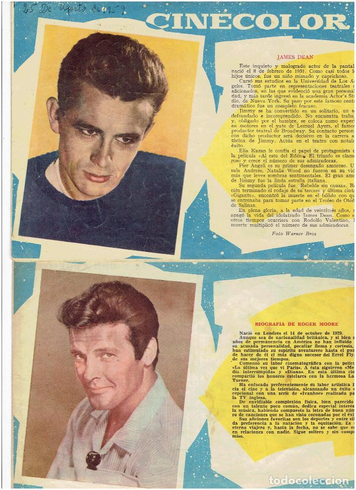Tebeos: Archivo * COLECCION GUENDALINA * EDICIONES TORAY 1959 * LOTE DE Nº 3, 139,* - Foto 2 - 263052190