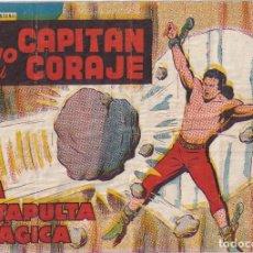 Giornalini: EL HIJO DEL CAPITAN CORAJE : NUMERO 6, LA CATAPULTA TRAGICA , EDITORIAL TORAY. Lote 263064355