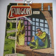 Tebeos: FULGOR Nº 14, LA MUERTE ACECHA, ED. TORAY. Lote 263073885