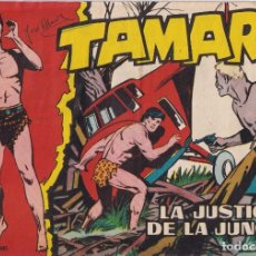 BDs: TAMAR : NUMERO 46 LA JUSTICIA DE LA JUNGLA, EDITORIAL TORAY. Lote 263074560