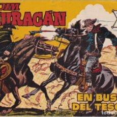 Tebeos: JIM HURACAN : NUMERO 8 EN BUSCA DEL TESORO, EDITORIAL TORAY. Lote 263116430