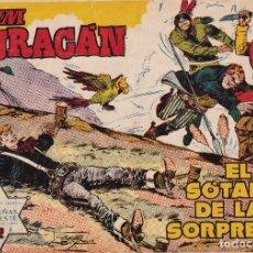 Tebeos: JIM HURACAN : NUMERO 6 EL SOTANO DE LAS SORPRESAS, EDITORIAL TORAY. Lote 263116775