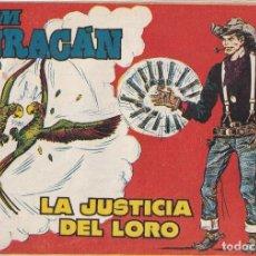 Tebeos: JIM HURACAN : NUMERO 52 LA JUSTICIA DEL LORO, EDITORIAL TORAY. Lote 263117030