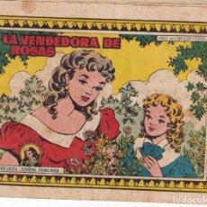Tebeos: COLECCION AZUCENA: NUMERO 527 LA VENDEDORA DE ROSAS, EDITORIAL TORAY. Lote 263124165