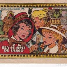 Tebeos: COLECCION AZUCENA: NUMERO 545 BEA SE VISTE DE LARGO, EDITORIAL TORAY. Lote 263125930