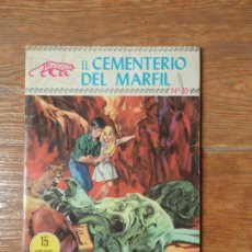 Tebeos: LEOPARDO Nº 10 EL CEMENTERIO DE MARFIL EDITORIAL TORAY 1970. Lote 263219910
