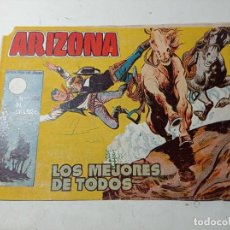 Tebeos: ORIGINAL NO COPIA ARIZONA LOS MEJORES DE TODOS NÚMERO 177 AÑO 1958 TORAY. Lote 263919080