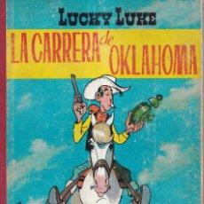 Tebeos: LA CARRERA DE OKLAHOMA - LUCKY LUKE - EDICIONES TORAY 1964 PRIMERA EDICIÓN. Lote 264337552